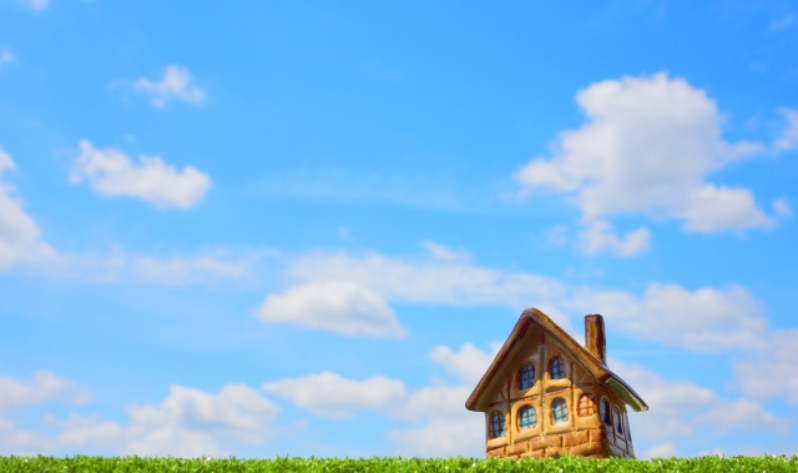 二世帯住宅のイメージ図